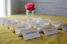 Place cards / Main Image