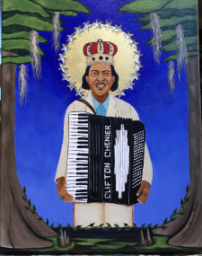 Zydeco King #2 (Clifton Chenier) / Main Image