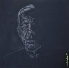 A Portrait of Brother Martin Hernandez / Main Image