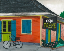 Cafe Treme / Main Image