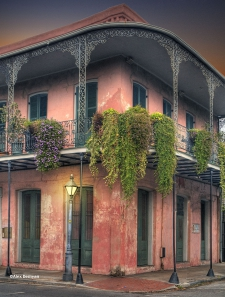 French Quarter Architecture / Main Image