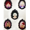 Complete Drag Queen Series/set of 5