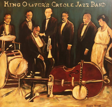 King Oliver's Creole Jazz Band / Main Image