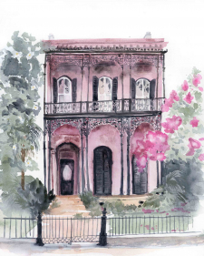 Garden District Mansion / Main Image
