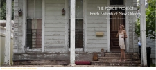 The Porch Project:  New Orleans Porch Portraits, the coffee table book / Main Image
