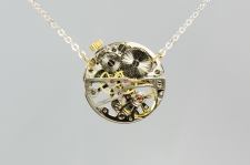 Skeleton Chrono Necklace / Main Image
