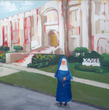 A portrait of Sister Mary Frances Buttell / Main Image