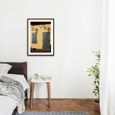 Framed Print of Twins