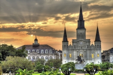 French Quarter Sunset / Main Image